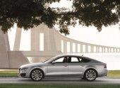 Audi A7 2013 новый формат автомобиля